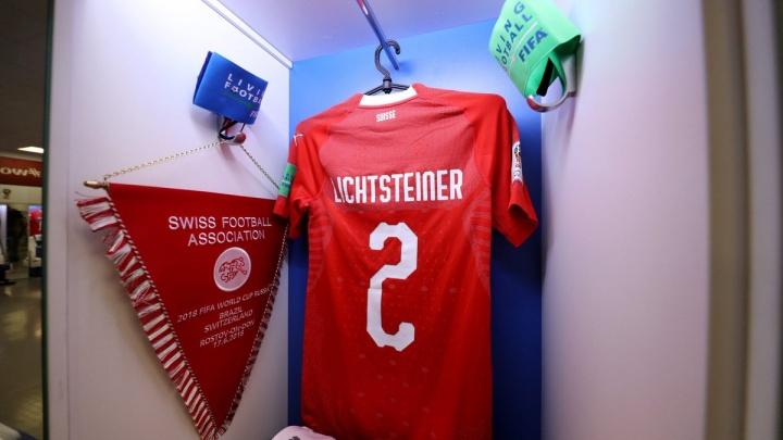 Сборная Швейцарии по футболу планирует базироваться в Тольятти