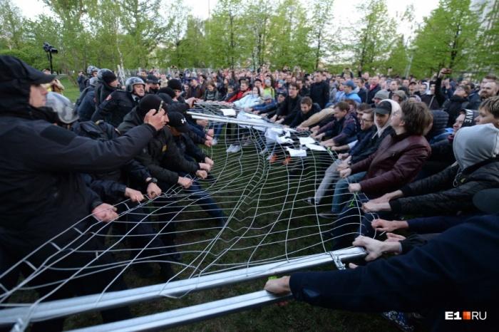 ООО «Храм Святой Екатерины» насчитало 176 повреждённых секций