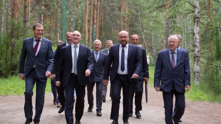 Аттракционы, бассейн и мангальные зоны: на северо-западе Челябинска начали благоустраивать экопарк