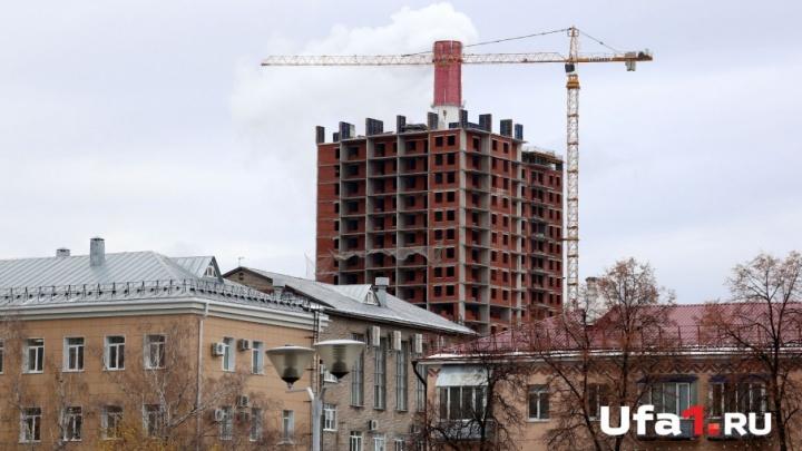 35-этажный дом и паркинг на 300 машин: под что в Уфе отдали земли в первой половине мая