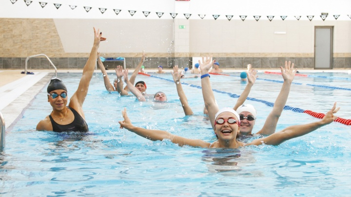 С тренажёров в плавание: фитнес с бассейном станет популярнее среди жителей Юго-Западного района