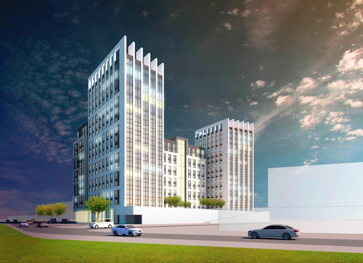 Между Восточной и УОМЗ снесут «заброшку» и построят большой жилой комплекс