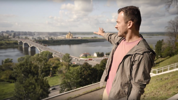 Тревел-шоу «Местные» показало Нижний Новгород в своём новом выпуске