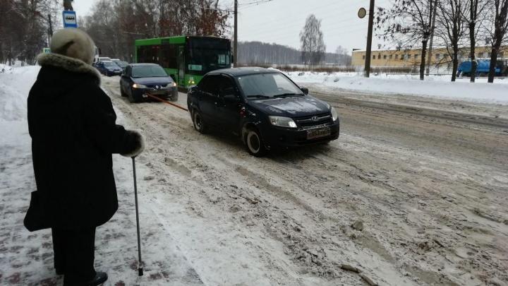 «Много ДТП и сбои в работе транспорта»: в Ярославле МЧС опубликовало экстренное предупреждение