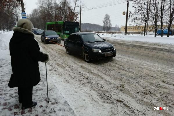 После дождя в Ярославле подморозит: в МЧС прогнозируют проблемы с транспортом