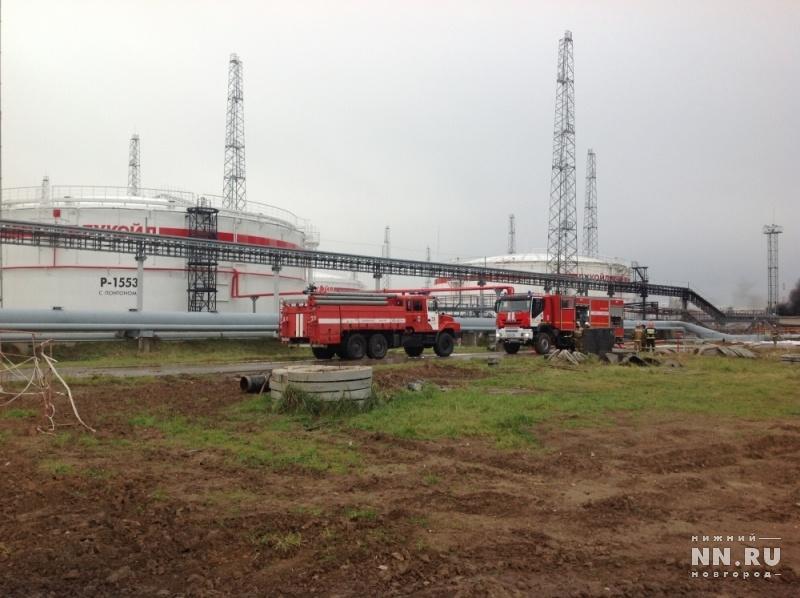 СКР проведет проверку из-за пожара наНПЗ вНижегородской области