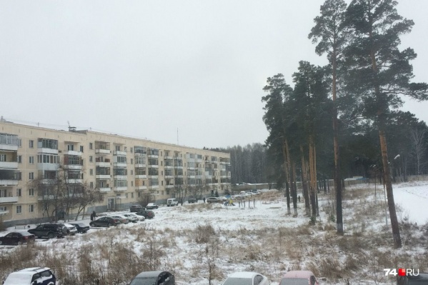 Сегодня в Чебаркуле было очень холодно, но в квартирах военного городка согреться практически невозможно