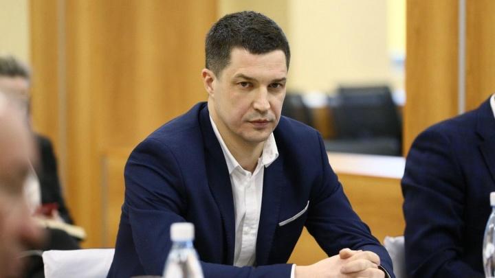Иван Савин прокомментировал своё назначение гендиректором «Трактора»