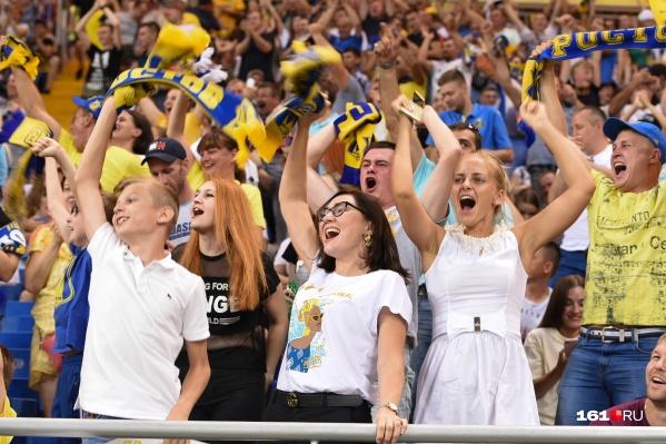 7-й тур РПЛ завершился победой желто-синих