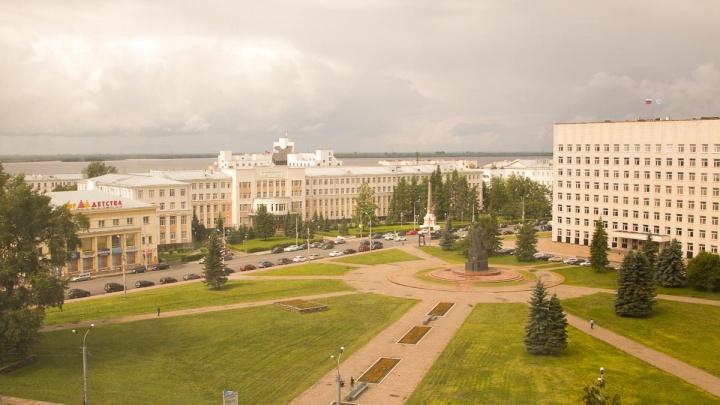 В первый день осени в Архангельске будет сухо и тепло