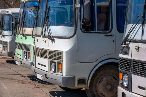 Ранее автобусы № 35 доезжали только до «Экономической академии»