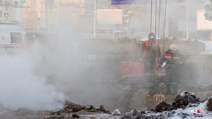 В двух городах Самарской области школы, садики и больницы отключат от горячей воды