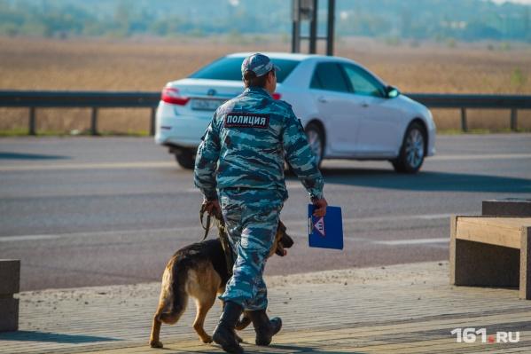 Спустя немного времени после ограбления злоумышленника задержали полицейские