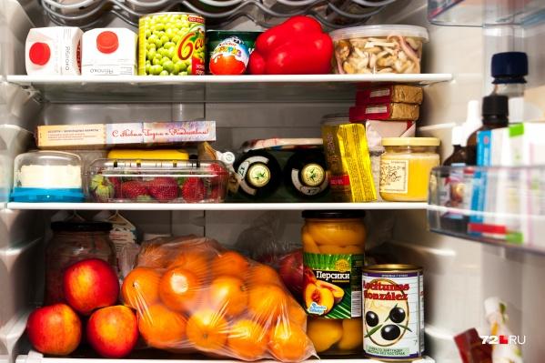 Половина этого набора без холодильника будет чувствовать себялучше