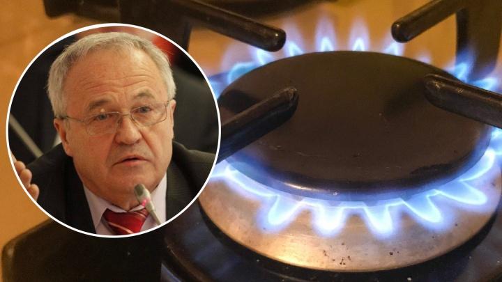 «Простить 100 миллионов»: ярославский депутат требует списать долги населения за газ