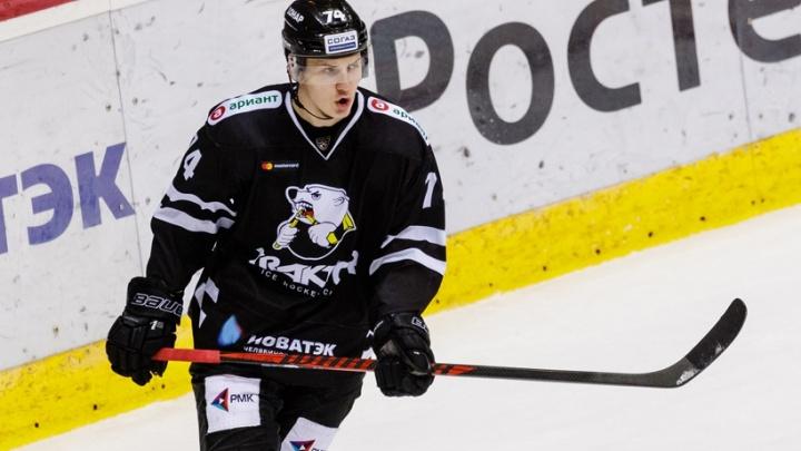 Форвард «Трактора» сыграет за дивизион Харламова в Матче звёзд КХЛ