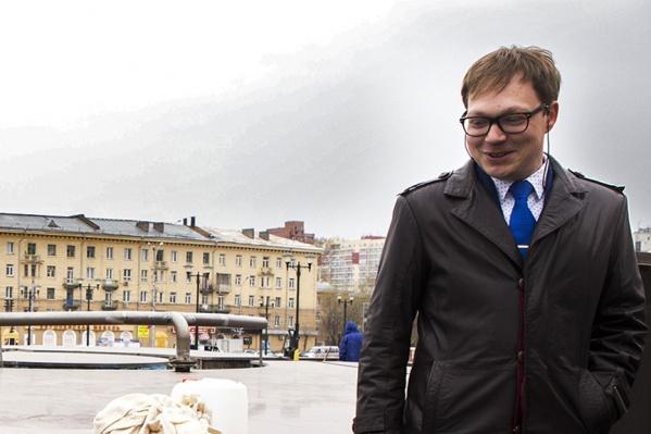 Александр Сумин отвечал за растительность в городских парках и скверах и, по словам мэра, решил уволиться сам