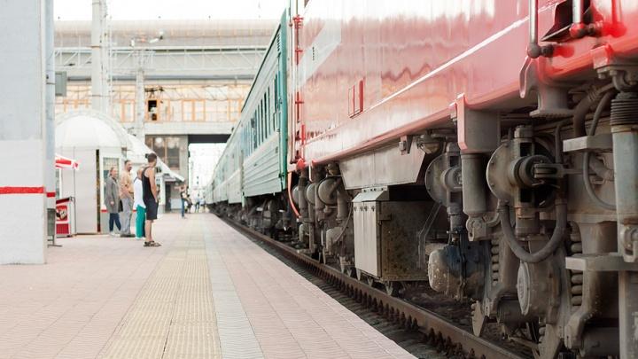 Магазин дальнего следования: торговку алкоголем и техникой поймали в поезде на станции Петухово