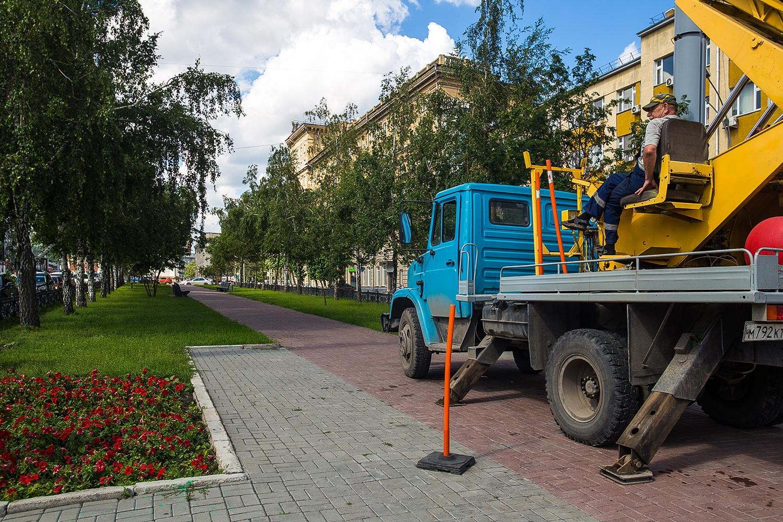 Бульвары, подобные променаду на Красном проспекте, есть во многих городах и почти везде не «работают»