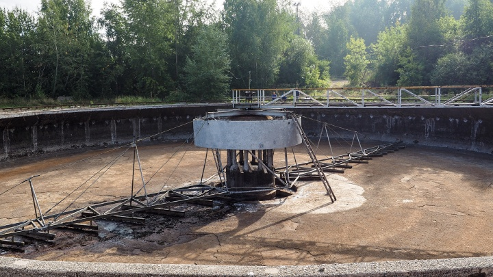 Экология и экономика: ПЦБК модернизирует очистные сооружения