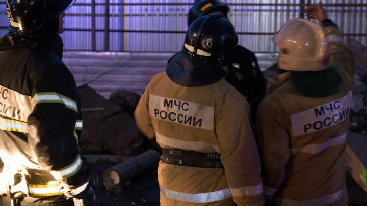 Пожар в исправительной колонии №5 произошел из-за бунта заключенных