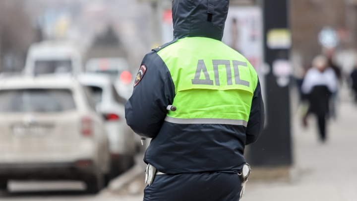 Крымского министра задержали на посту ДПС в Аксае за драку с полицейскими