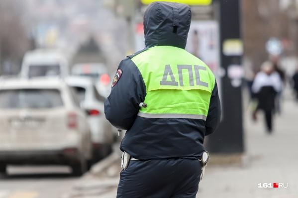 Смену ДПС после инцидента перебросили в Песчанокопский район