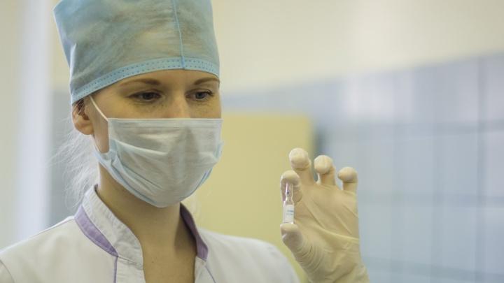 Более полумиллиона человек сделали прививку от гриппа в Архангельской области за сезон