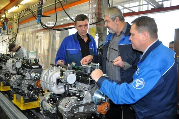 Эти двигатели начали производить в 1959 году