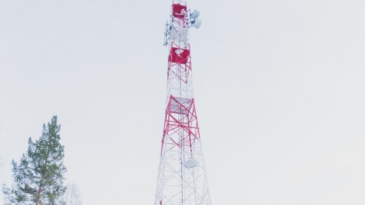 В башкирской «глубинке» Новый год встретят с мобильной связью и интернетом