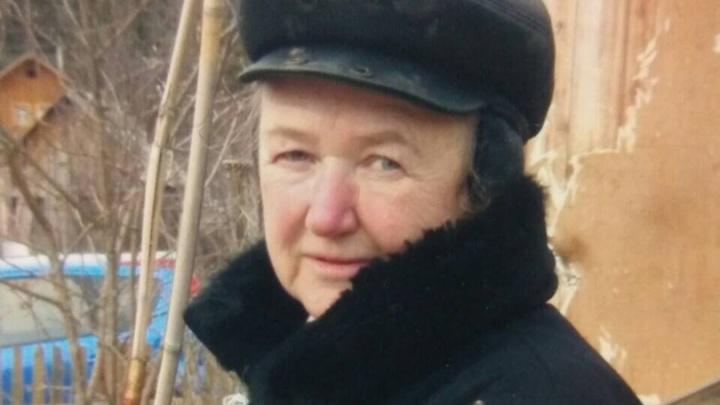 В Перми нашли пенсионерку, которая потерялась в лесу