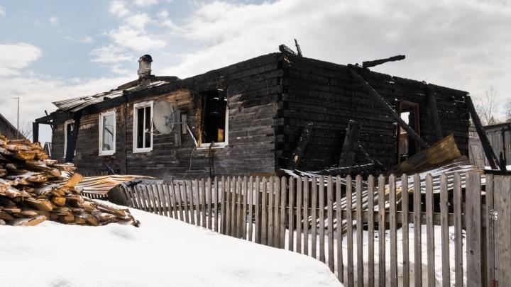 Пыталась убить родителей и подожгла дом: суд в Горнозаводске приговорил школьницу к колонии