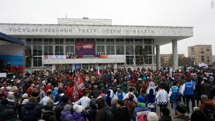 В центре перекроют движение ради празднования 4 ноября