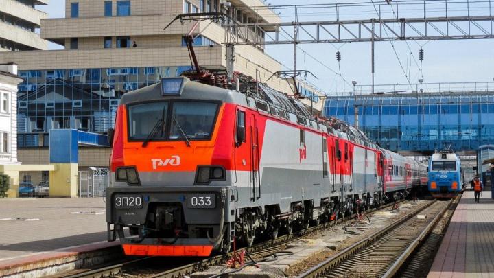На майские праздники из Ростова пустят дополнительные поезда в Сочи и Кисловодск