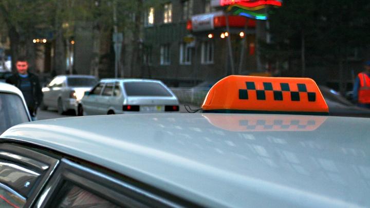 В такси возле Центрального рынка зарезали водителя