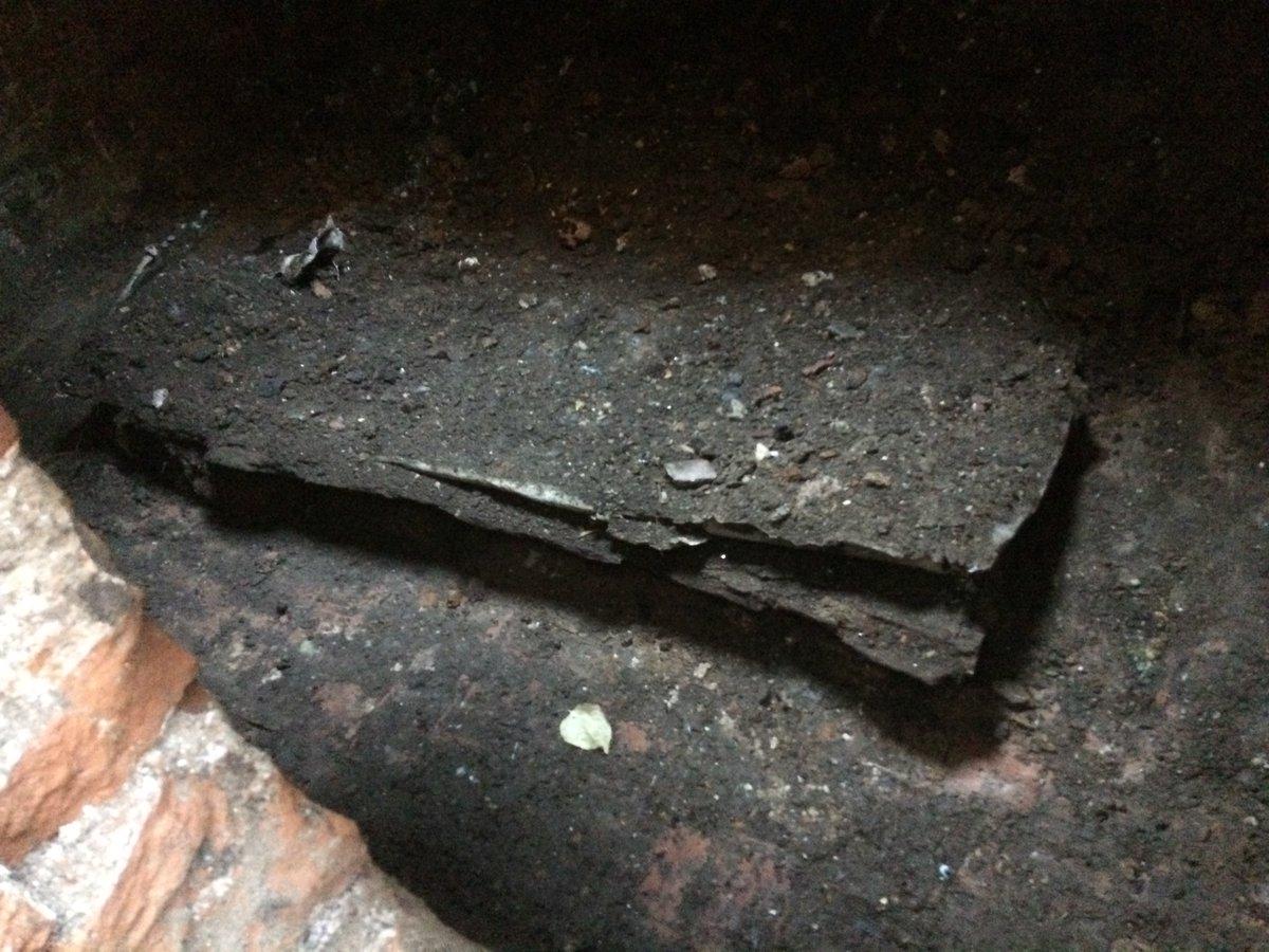 Могилу общественного деятеля нашли во время реставрационных работ
