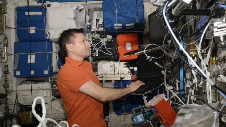Самарский космонавт Олег Кононенко раскроет тайну зарождения галактики Млечный Путь