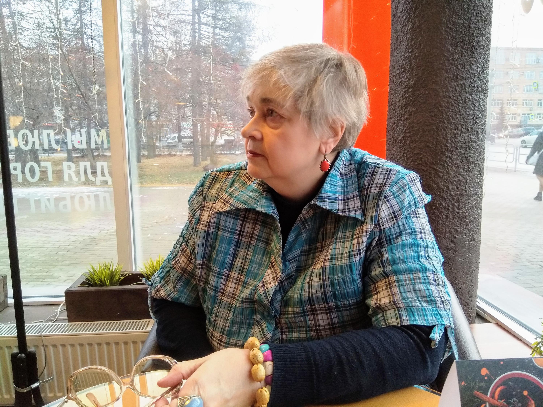 Татьяна Смирнова много лет посвятила спасению детей, пытавшихся покончить с собой