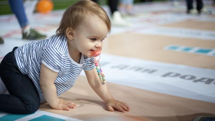Чем занять себя и детей на 1 июня: программа праздника в Красноярске