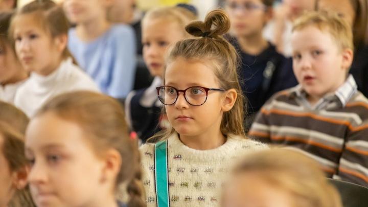 Уроки безопасности от МегаФона: школьников научили правильно вести себя в экстремальных ситуациях