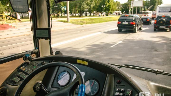 Мэр Лапушкина: серьезных отставаний от графика водители автобусов №50 не допускают
