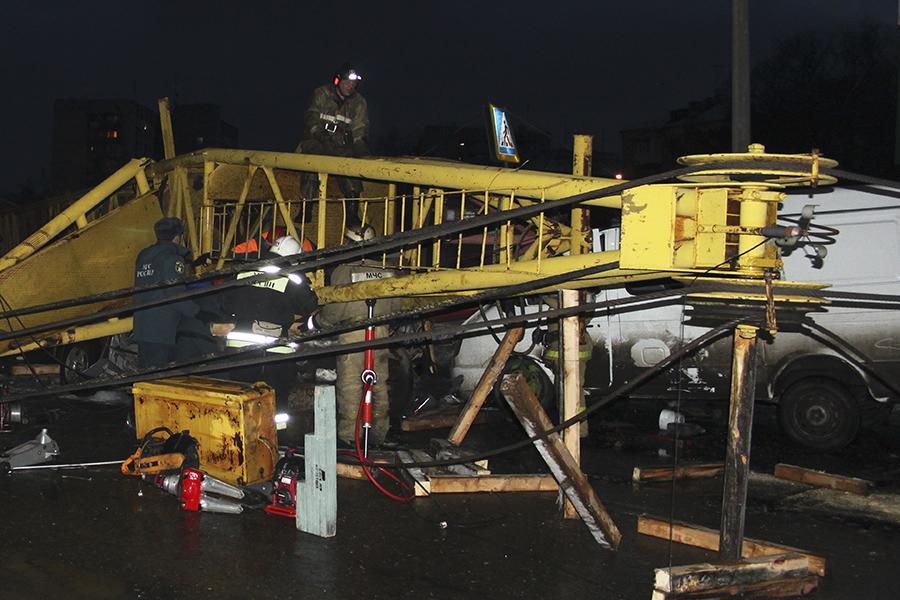 машинист башенного крана вакансии омск объясняется