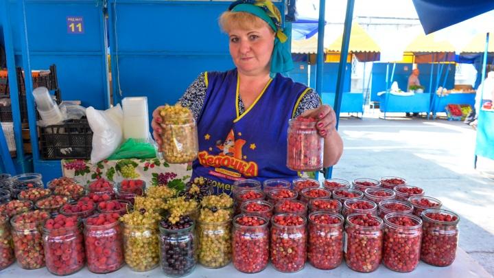 Стаканчик за 300: кто привозит в Екатеринбург клубнику и почему она такая дорогая