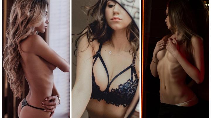 Три горячих нижегородки попали в рейтинг 100 лучших конкурсанток«Мисс Maxim»