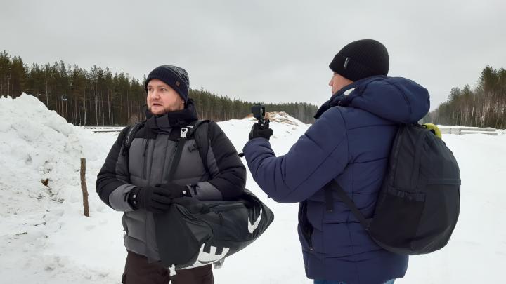 Правозащитник полицейских Владимир Воронцов снимет фильм про Шиес