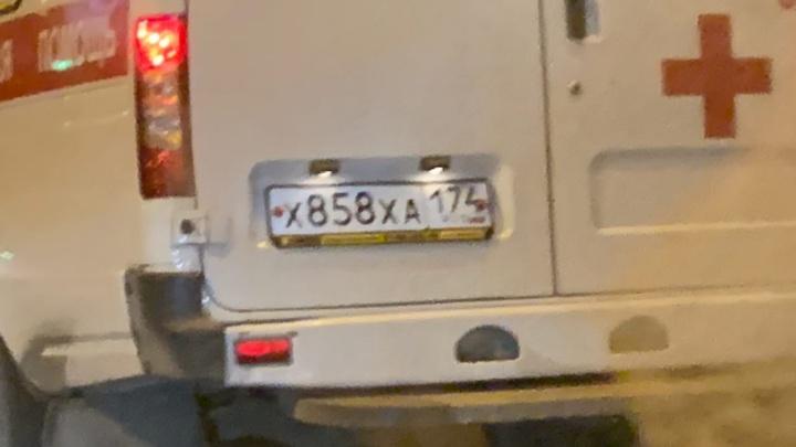Полиция начала проверку информации о водителе скорой, переехавшем человека в Магнитогорске