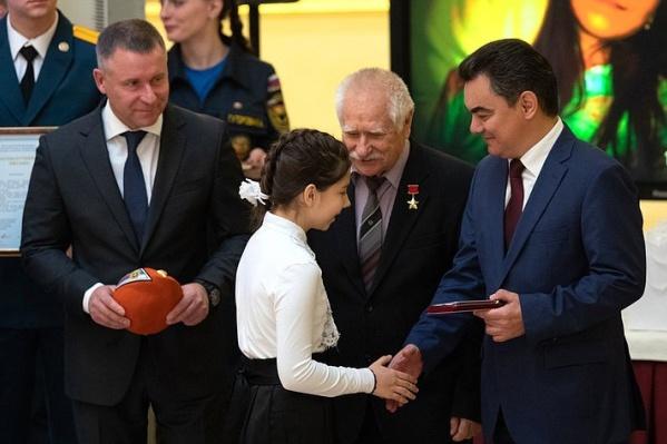 Ирек Ялалов стал почетным гостем церемонии