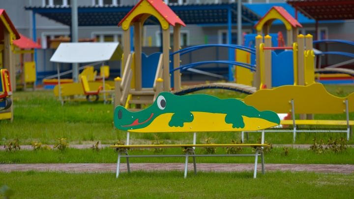 Детский сад в микрорайоне Солнечный достроят за два месяца