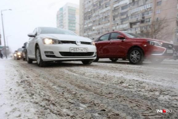 Для Челябинска ищут нового дорожного монополиста