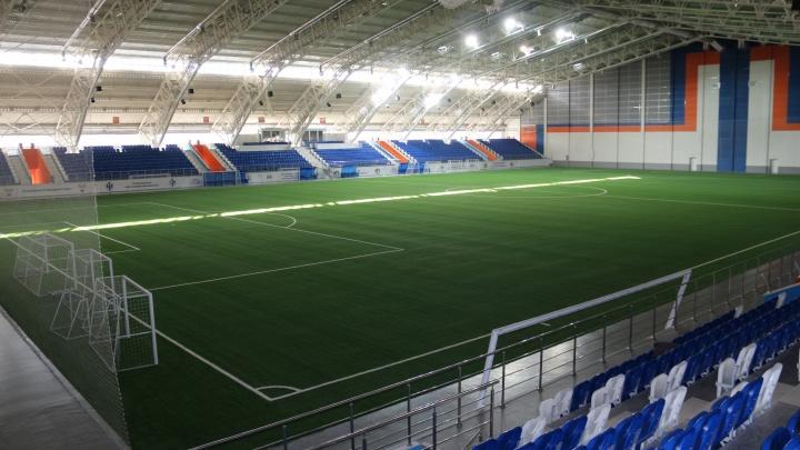 15 миллионов на траву: на футбольном поле в «Заре» поменяли газон